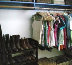 Closet Redesign - Oakland, CA