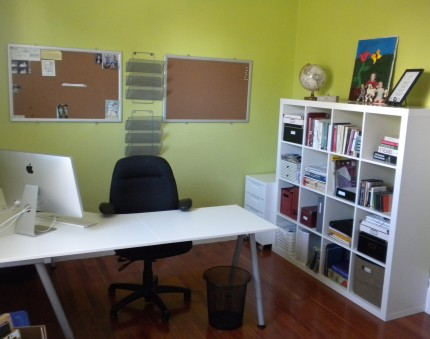 Office Organizing - AFTER - Alameda, CA