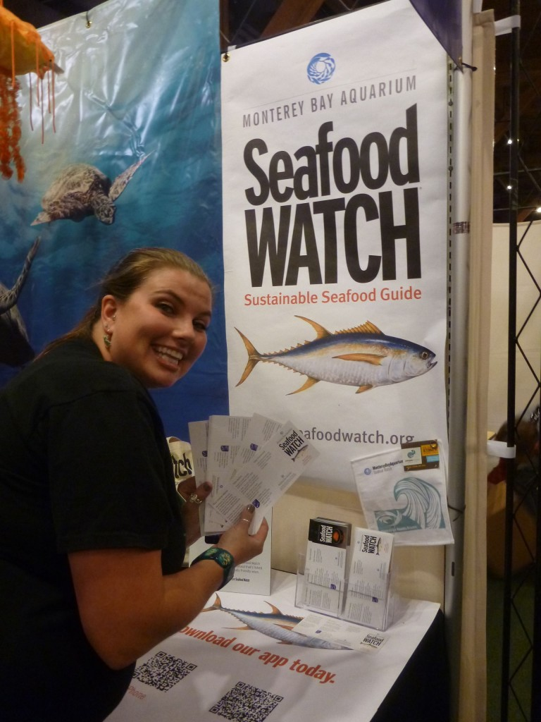 San Francisco Green Festival seafood watch