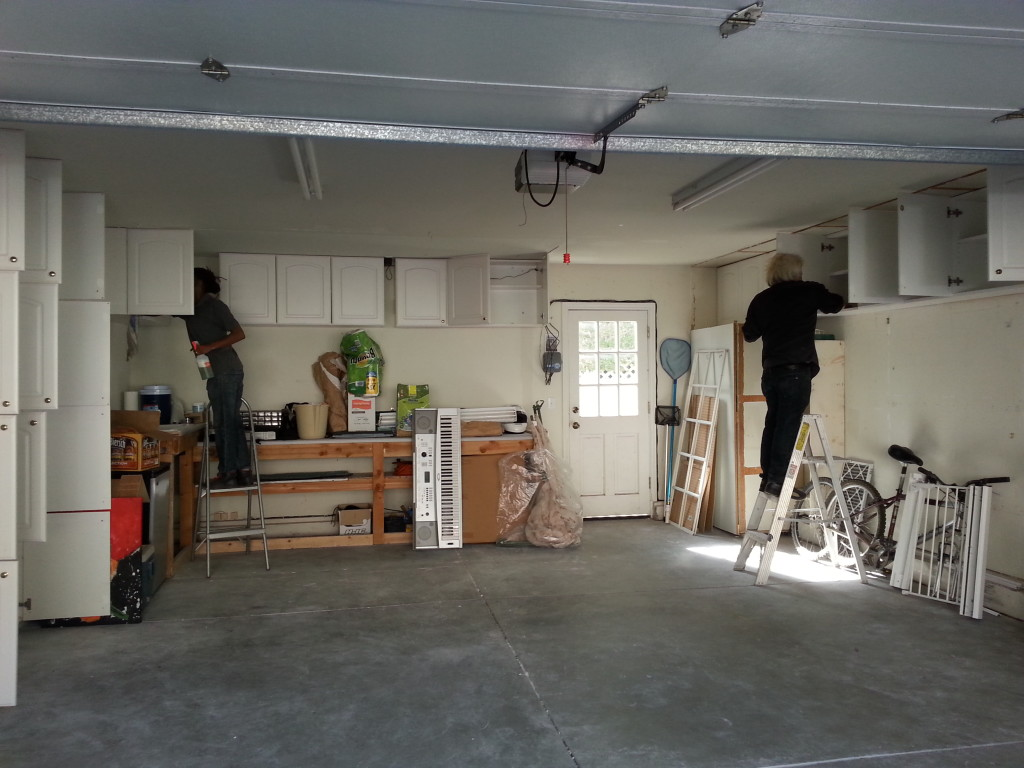 garage organizing los gatos cleaning