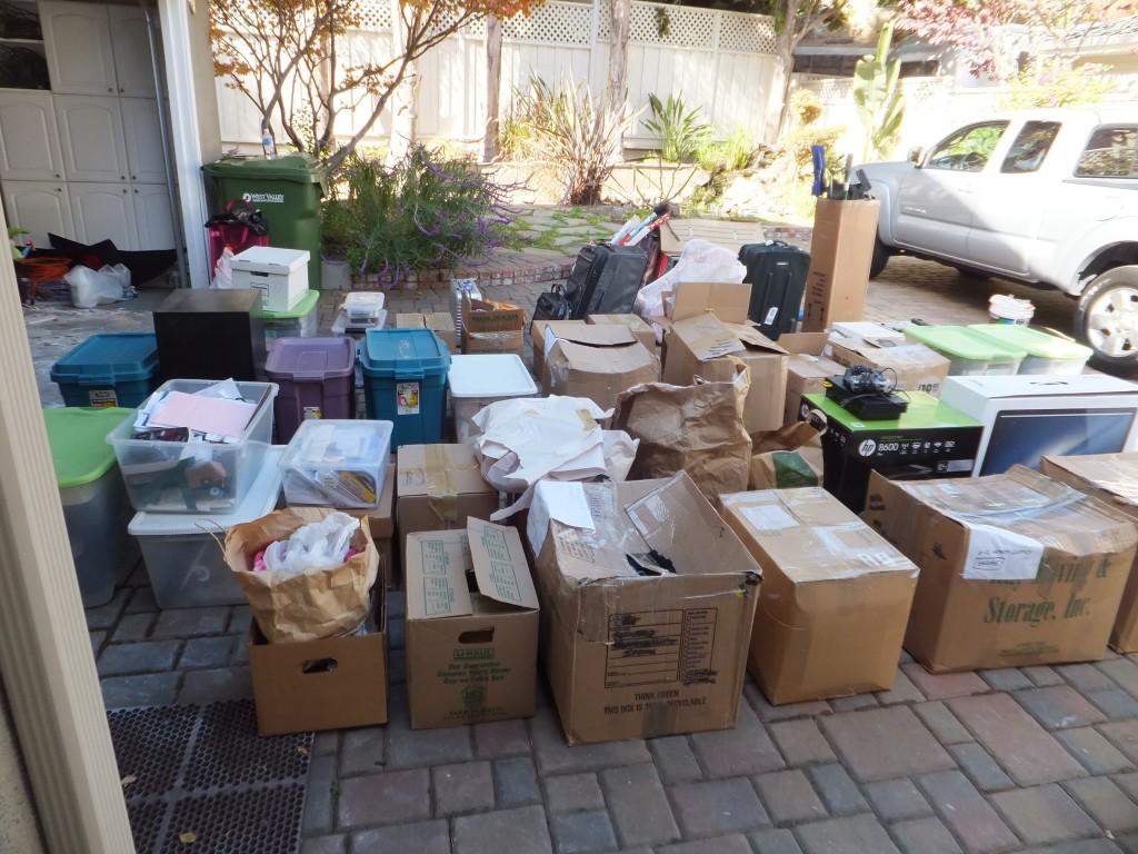 garage organizing los gatos during 1