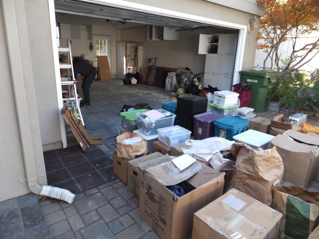 garage organizing los gatos during 3