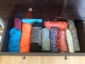 scarves_declutter_decluttering_organize_bella